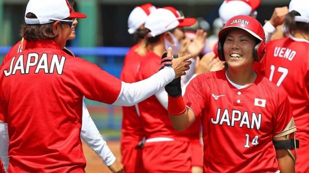 Japan Baseball Team Tokyo Olympics