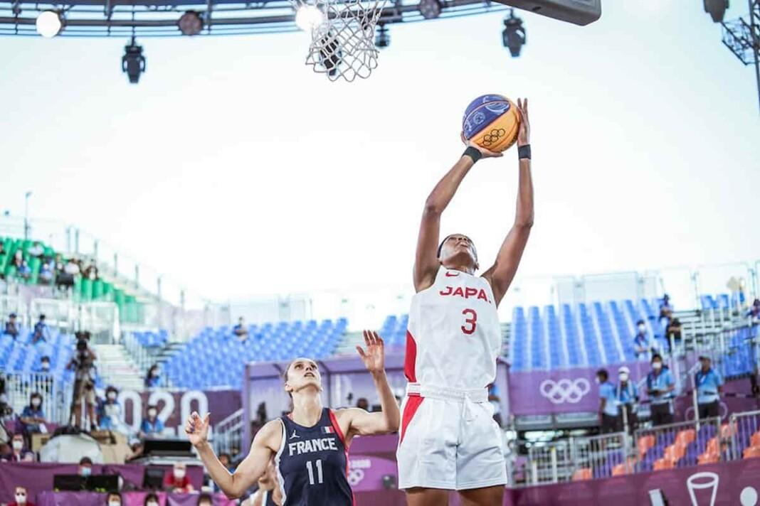 Japan vs China Live Stream - 3v3 Women's Basketball