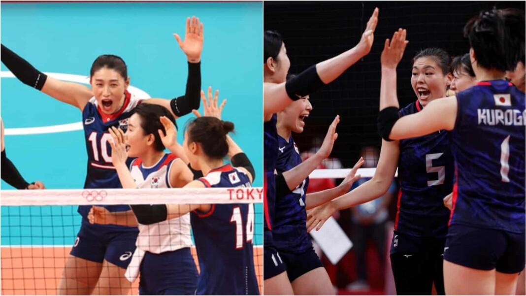 Japan vs Republic of Korea