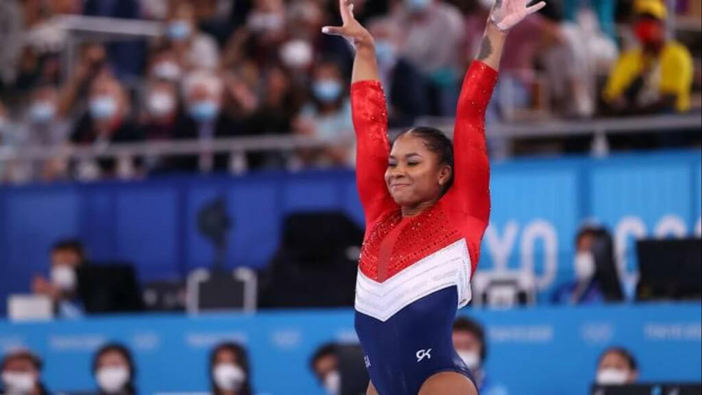 Jordan Chiles replaces Simone Biles in women's team all around finals