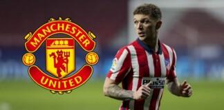 Kieran Trippier to Manchester United