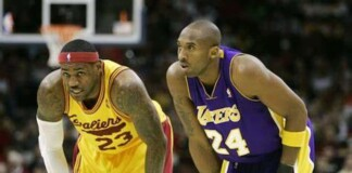 Kyle Kuzma on LeBron James and Kobe Bryant (