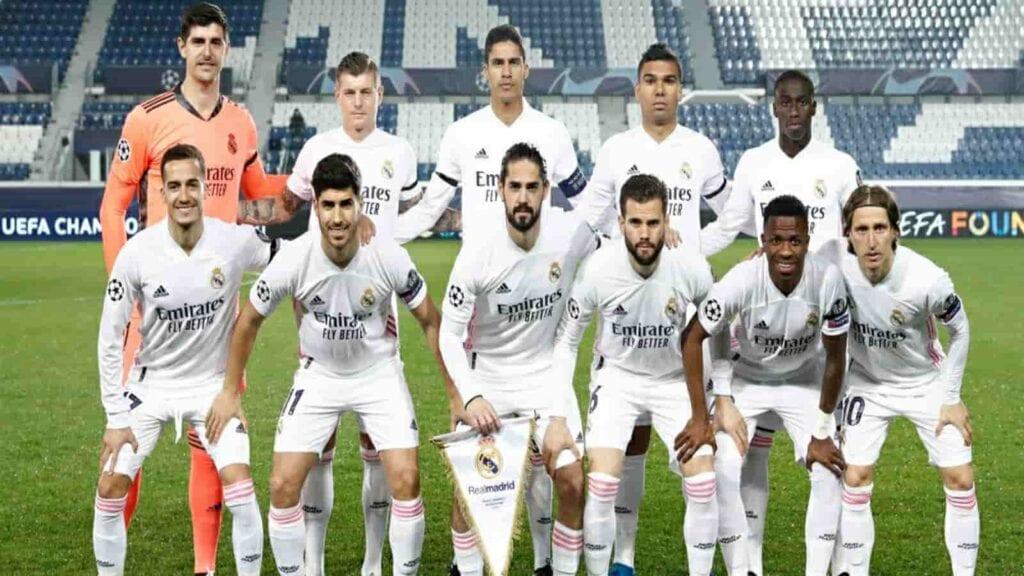 La Liga Champions Real Madrid