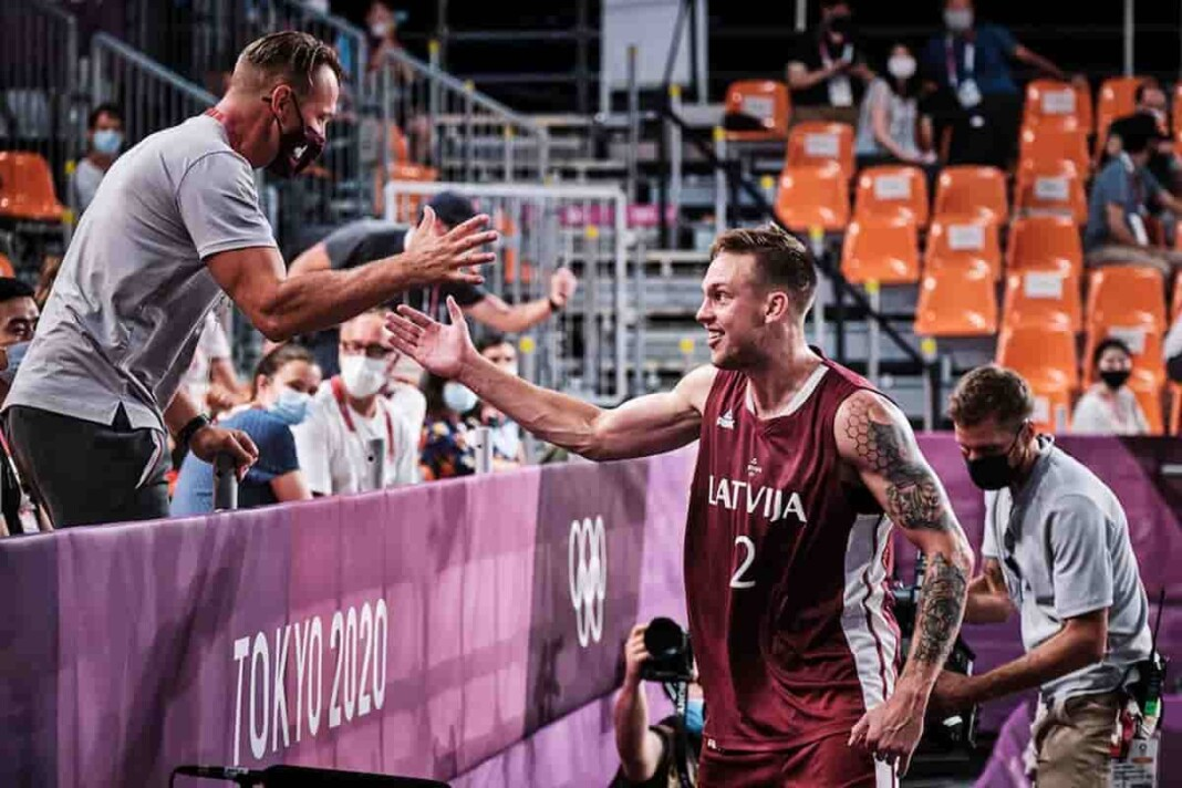 Latvia Wins Gold After Beating ROC in Men's 3v3 basketball Final