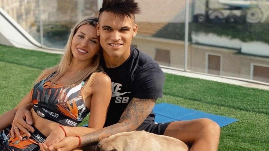 Lautaro Martinez's Girlfriend
