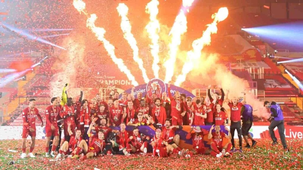 Liverpool crowned Premier League champs in 2019-20