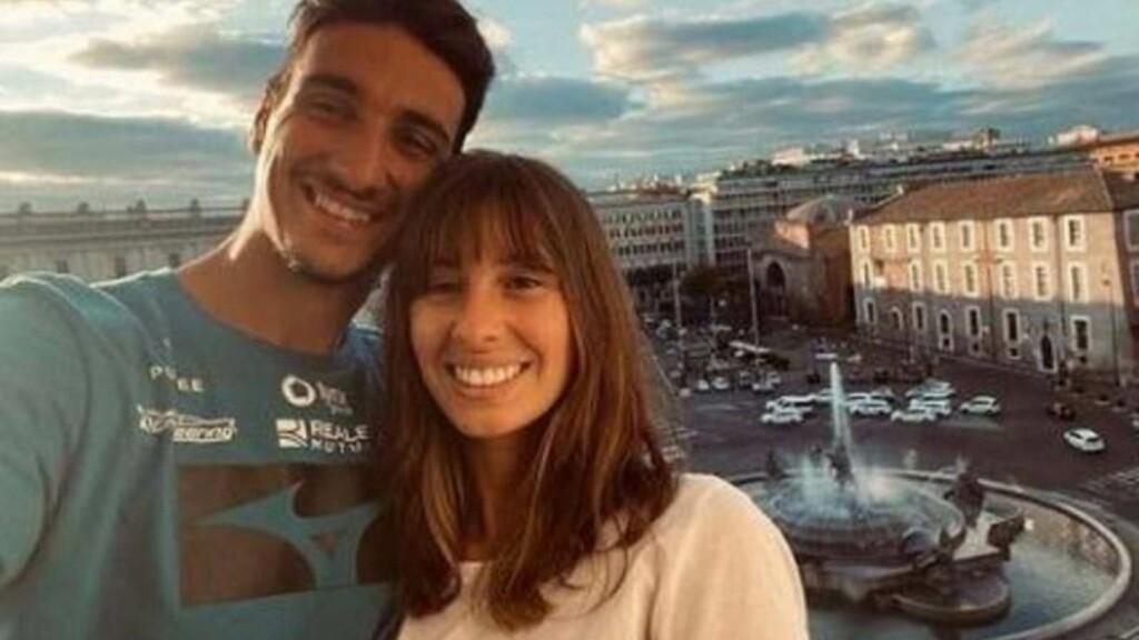 Lorenzo Sonego's girlfriend Alice Petruccioli
