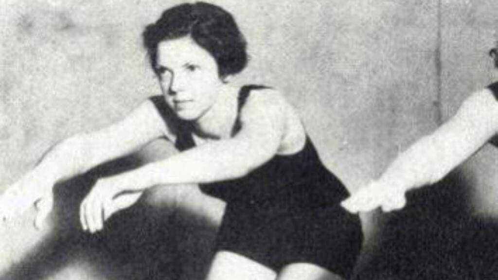 Luigina Giavotti, one of the youngest Olympic Medallist