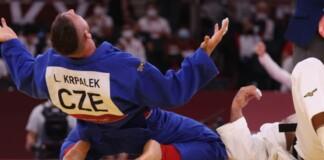 Lukas Krpalek Tokyo Olympics