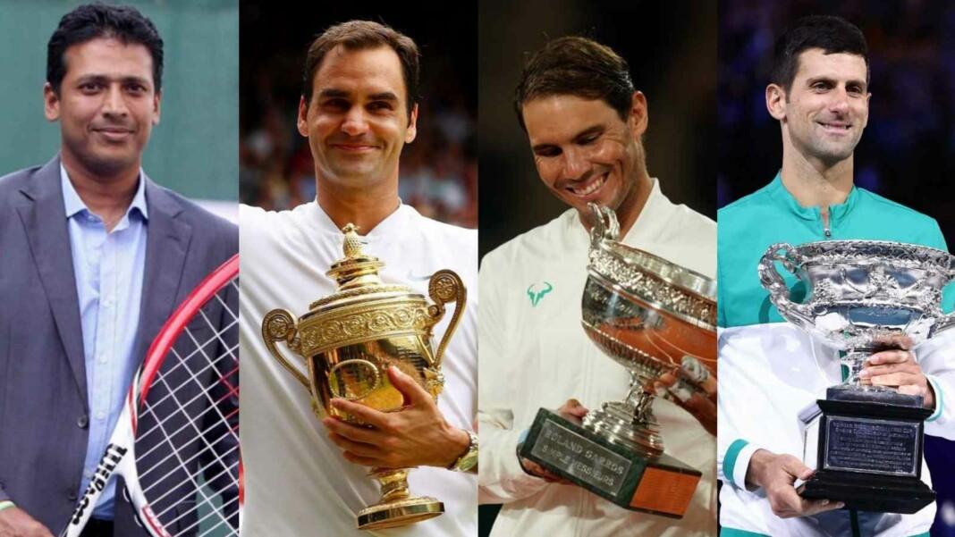 Mahesh Bhupathi and Big 3 of Tennis
