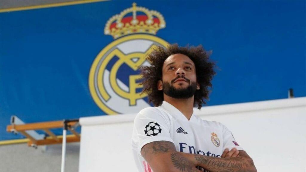 Marcelo is Real Madrid's captain next season