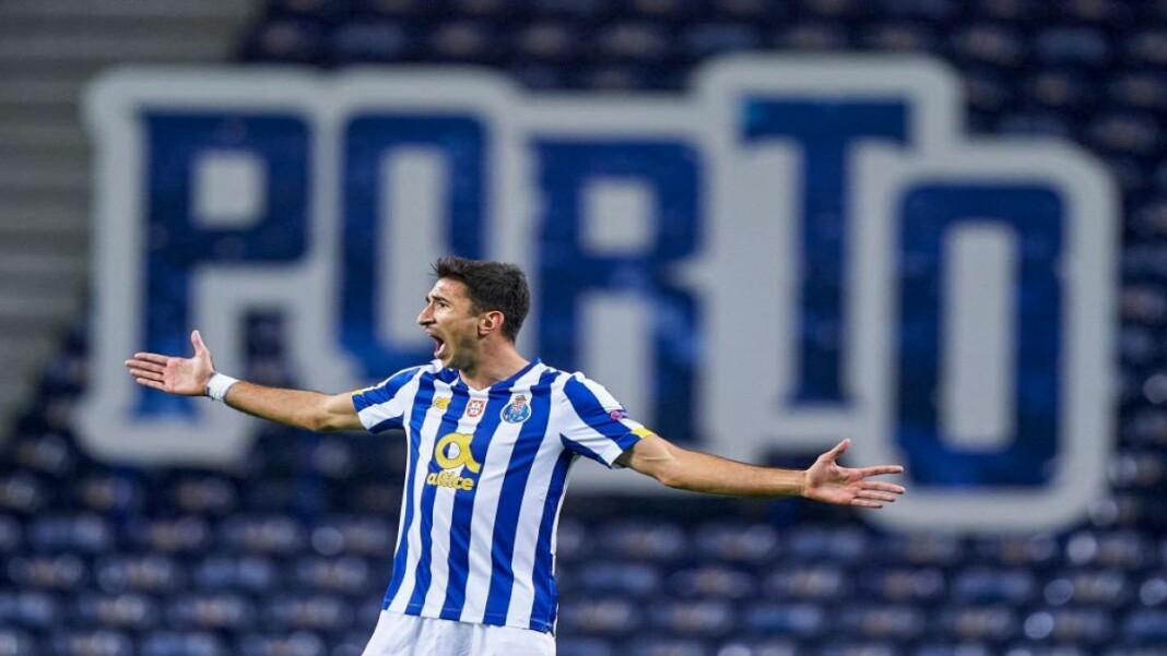 Marko Grujic joins FC Porto on a permanent move