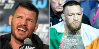 Michael Bisping on Conor McGregor's coach