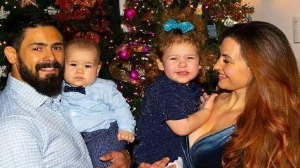 Miesha Tate family