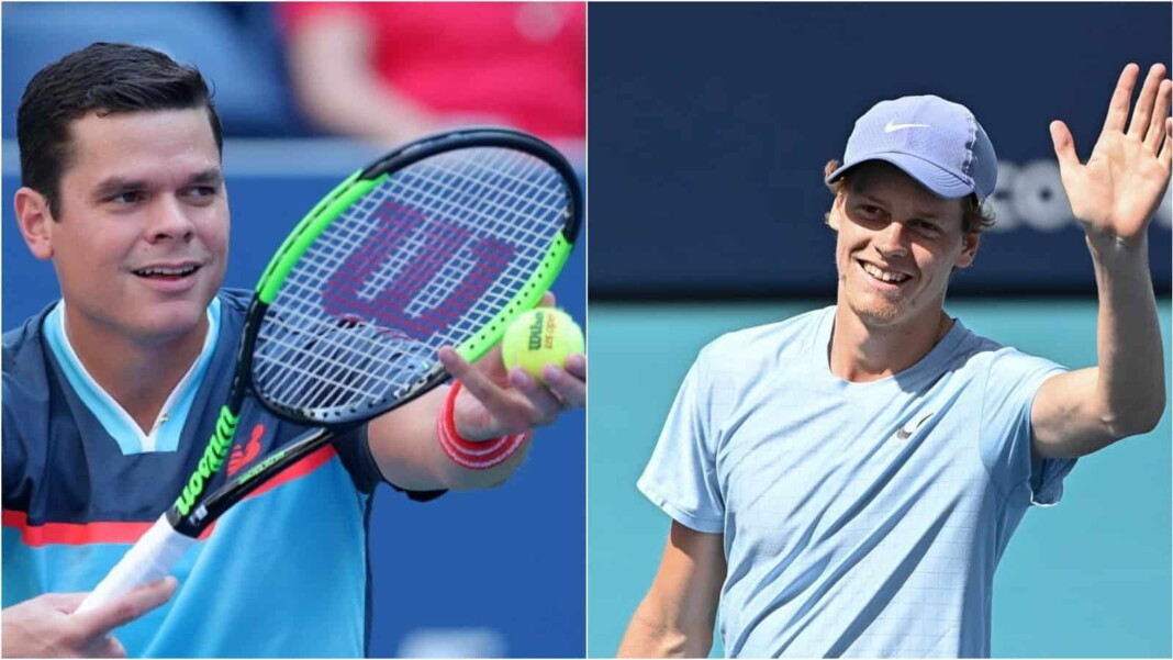 Milos Raonic and Jannik Sinner will be the top-2 seeds at the Atlanta Open 2021