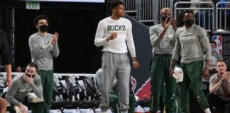 Milwaukee Bucks Eastern Conference Champions