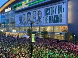 Milwaukee Bucks Wins 2021 NBA Championship