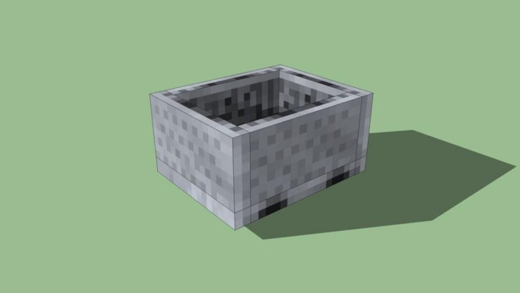 Minecart in Minecraft