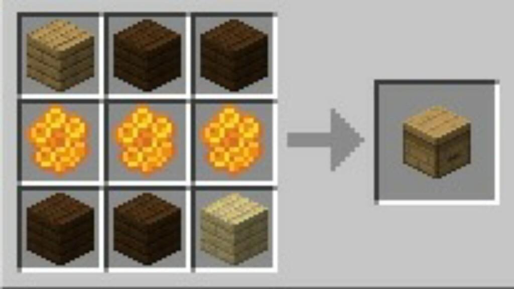 Minecraft Beehive