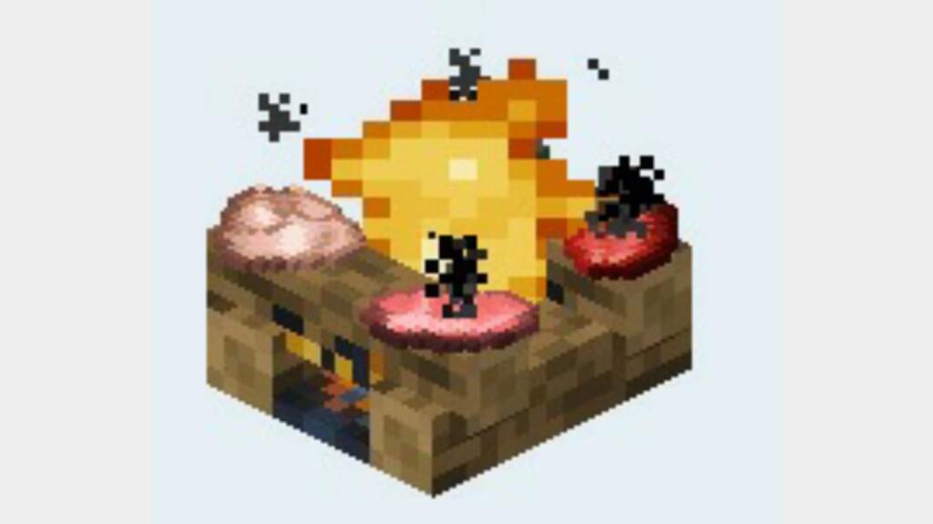 Minecraft Campfire