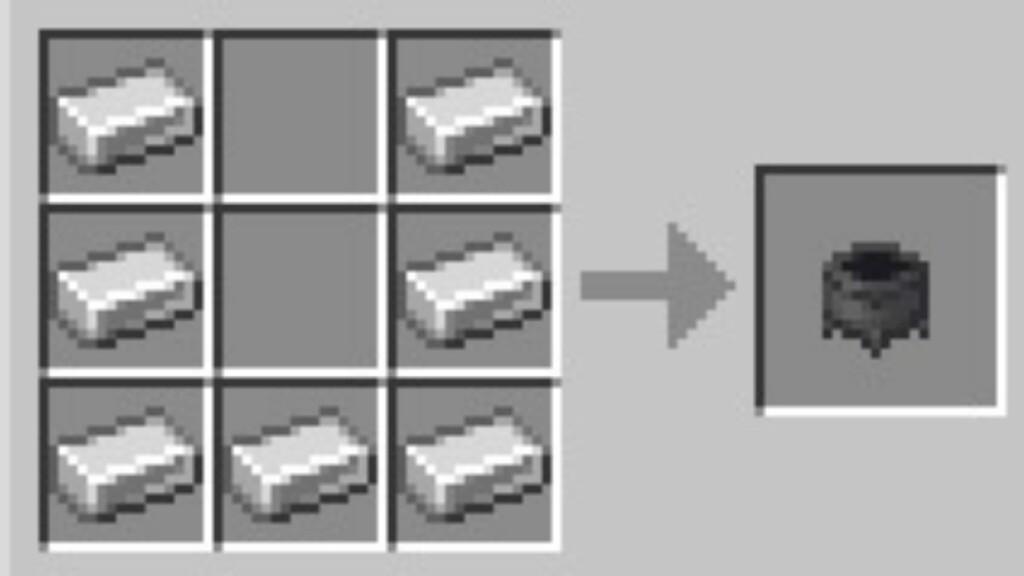 Minecraft Cauldron