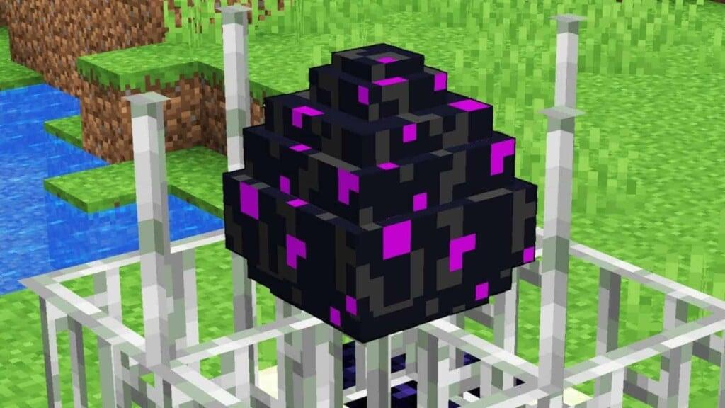 Minecraft Dragon Egg