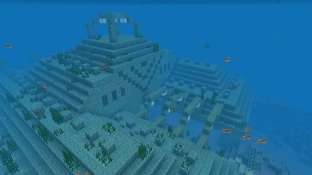 Minecraft Elder Guardian