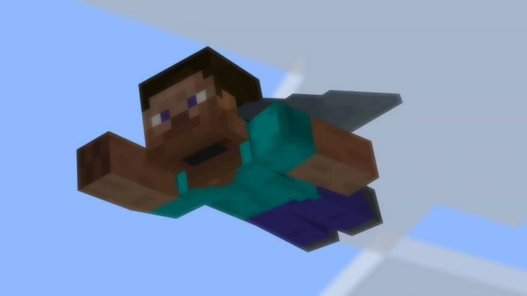 Minecraft Elytra