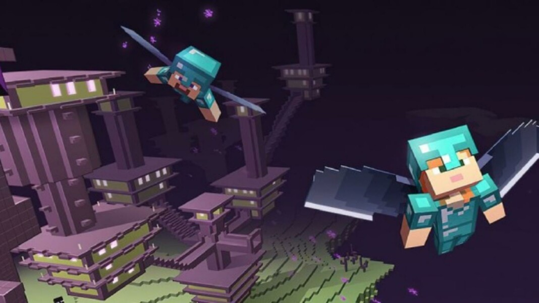 Minecraft End City