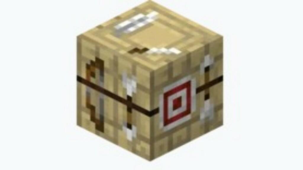 Minecraft Fletching Table