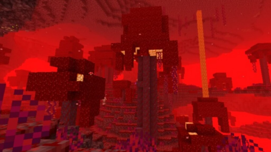 Minecraft Fungus