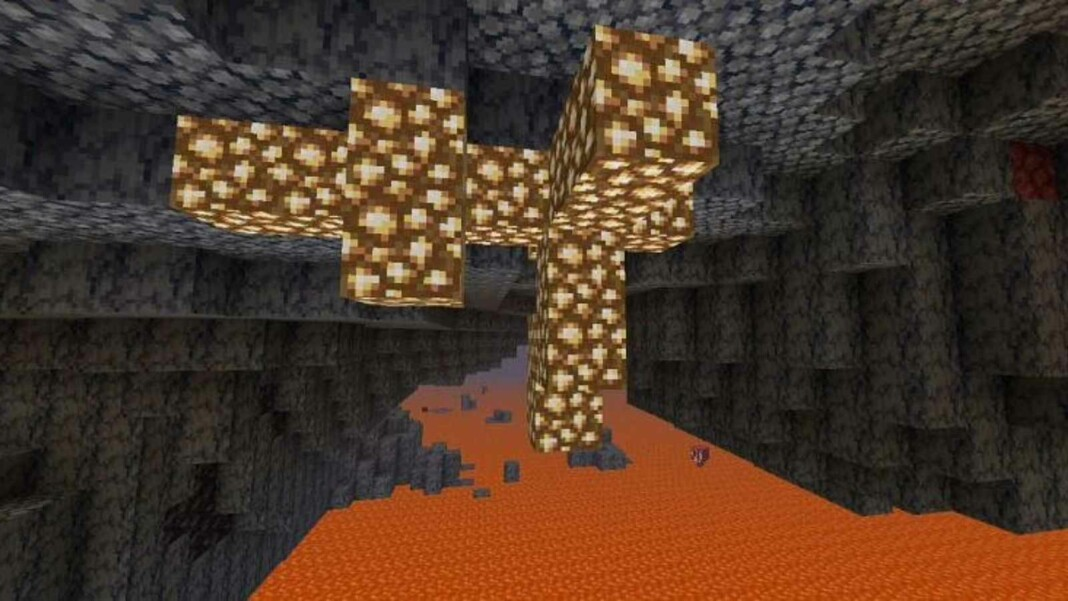 Minecraft Glowstone
