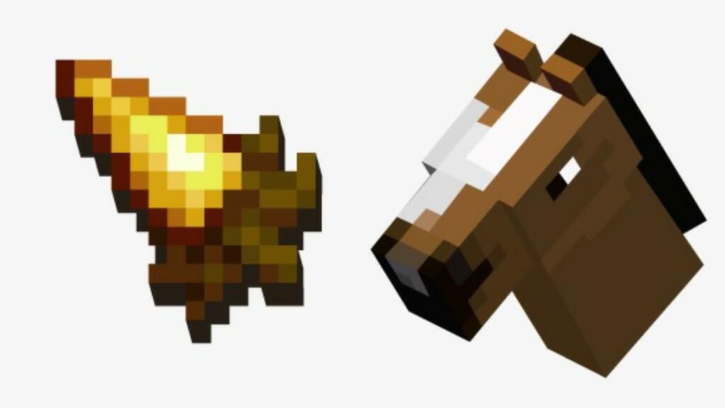 Minecraft Golden Carrot