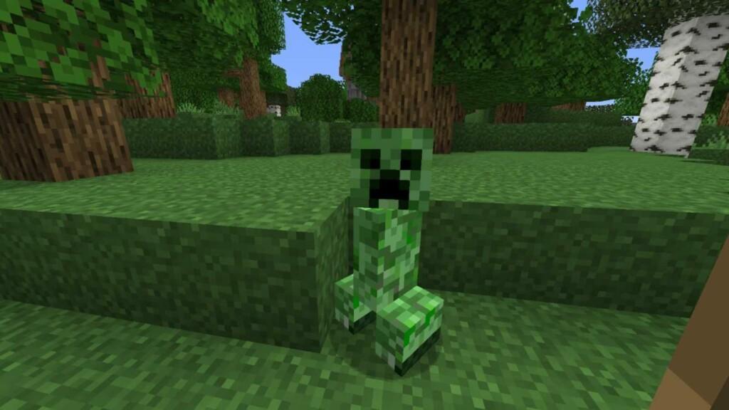 Minecraft Hostile Mobs