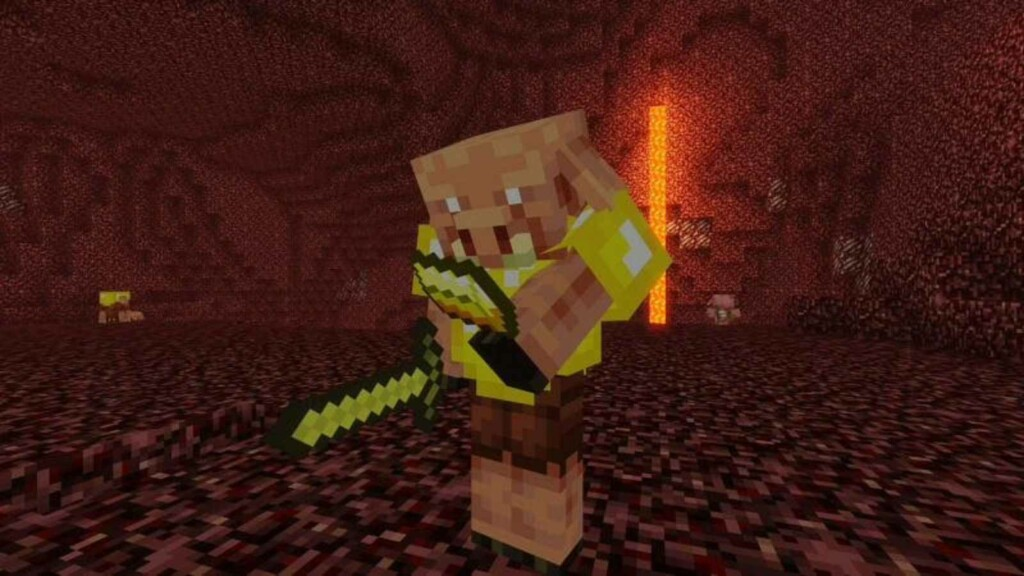 Minecraft Piglin