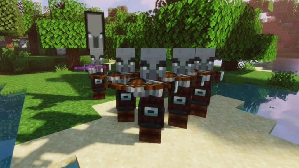 Minecraft Pillager