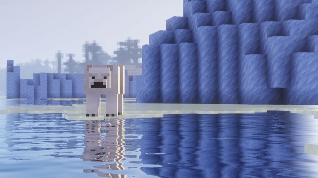 Minecraft Polar Bear