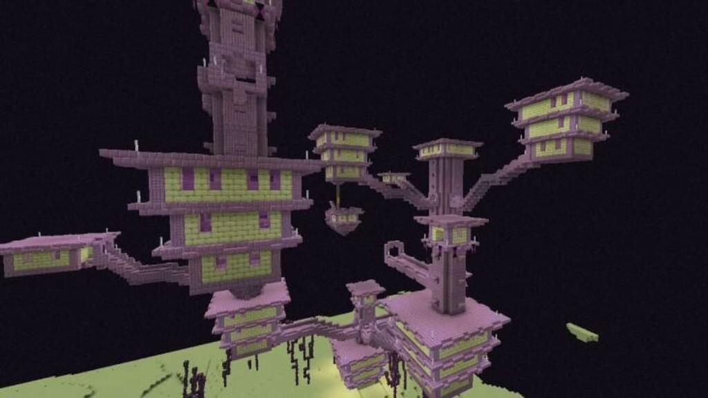 Minecraft Shulker 3 - FirstSportz