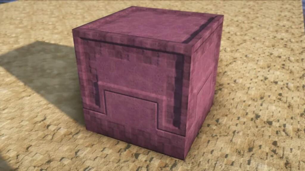 Minecraft Shulker