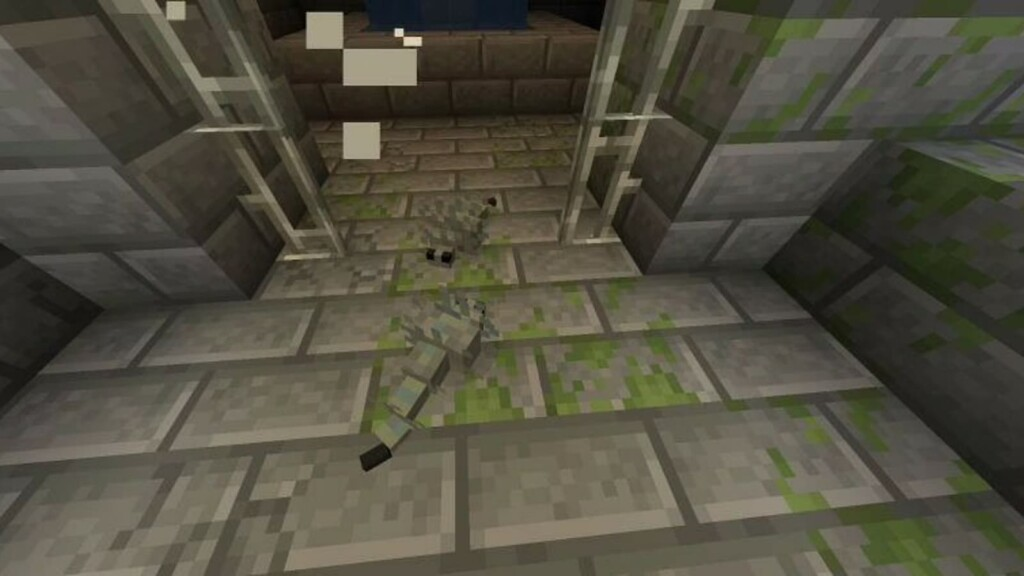 Minecraft Silverfish