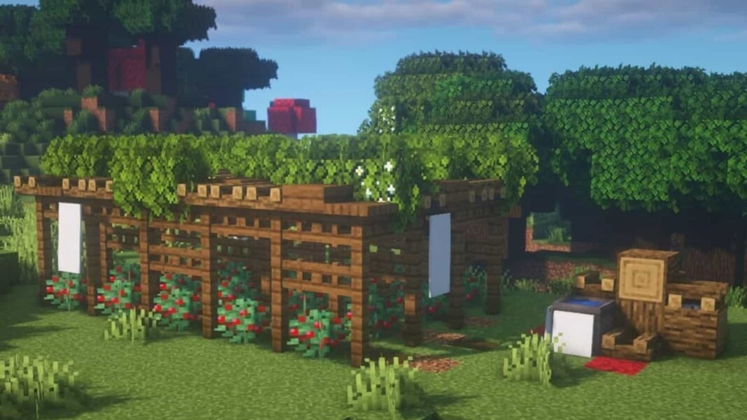 Minecraft Sweet Berries