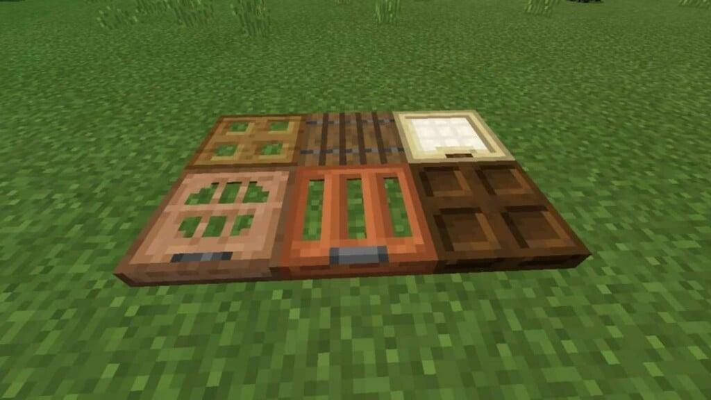 Minecraft Trapdoor