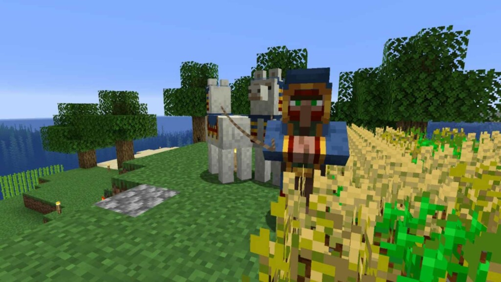 Minecraft Wandering Trader