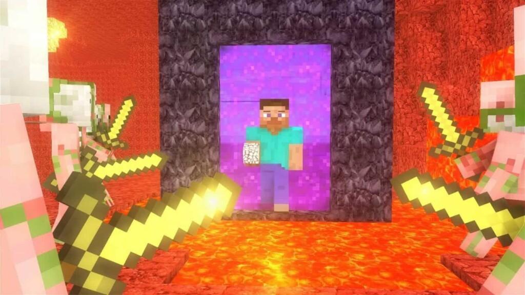 Minecraft Zombified Piglin