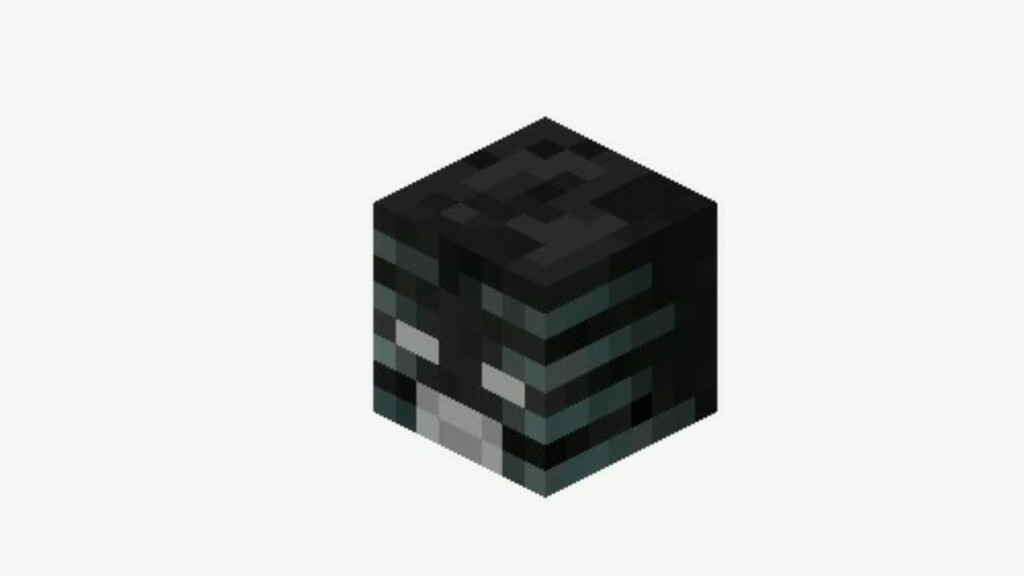 Mob Heads in Minecraft