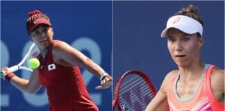 Naomi Osaka vs Viktorija Golubic will clash in the 2nd round of the Tokyo Olympics 2020