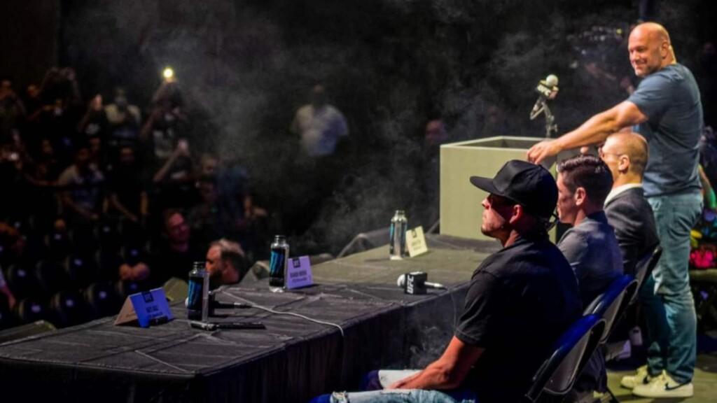 UFC fighters marijuana