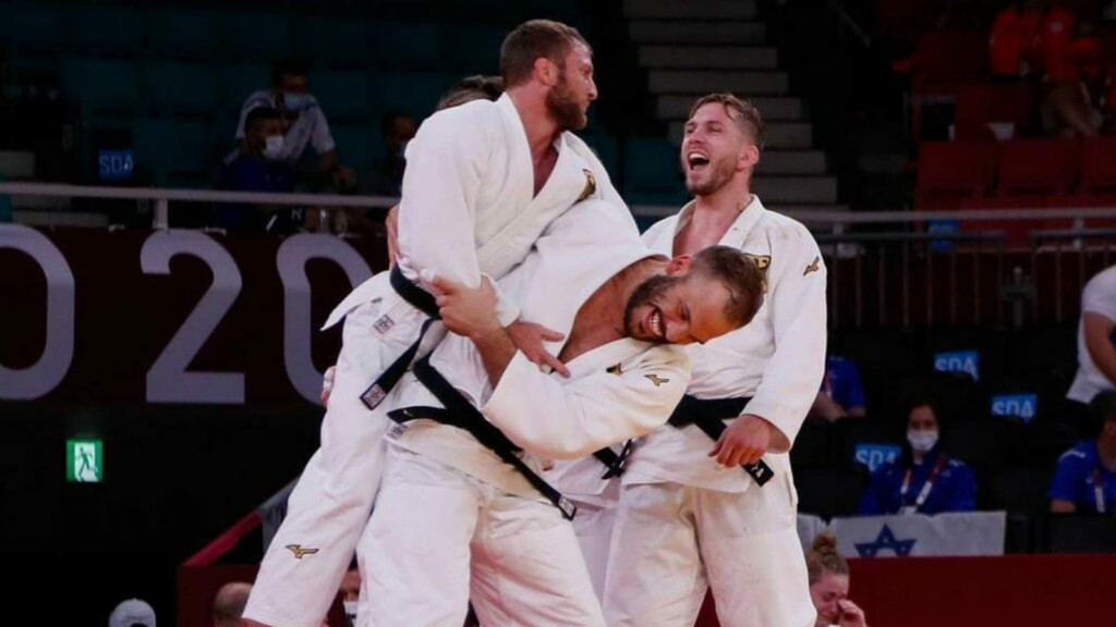 Germany Judo Team