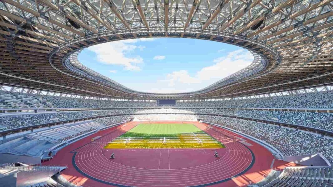 New National Stadium, Tokyo,