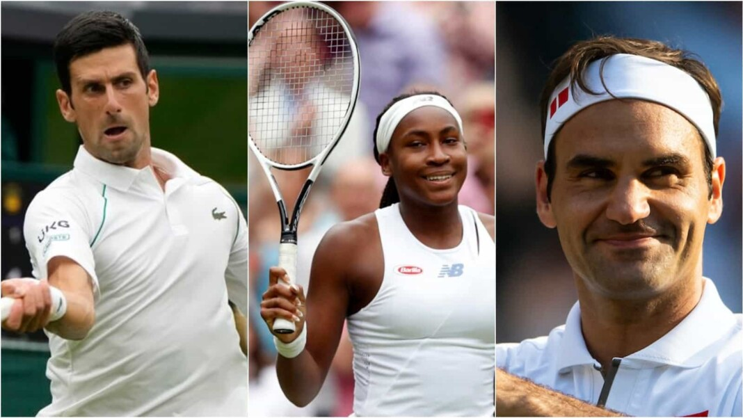 Novak Djokovic, Coco Gauff, Roger Federer will all play on Centre Court on Day-7 at Wimbledon 2021